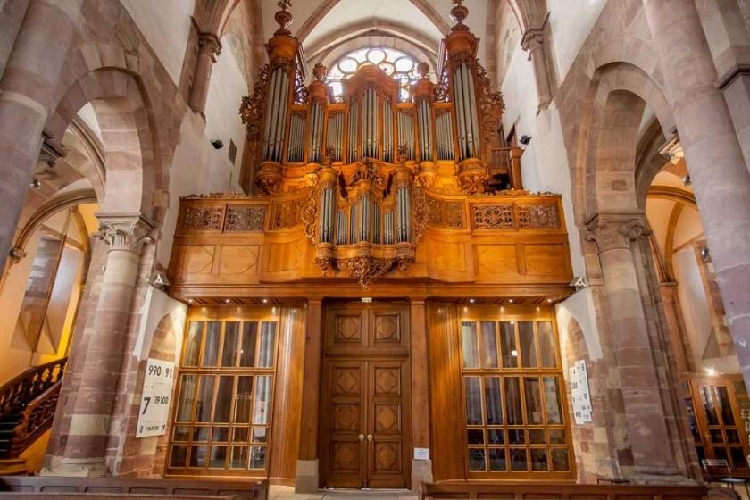 Organ Strasburg