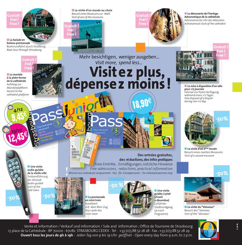 Strasbourg pass