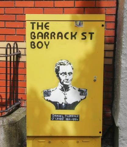 V uliciach mesta Cork.