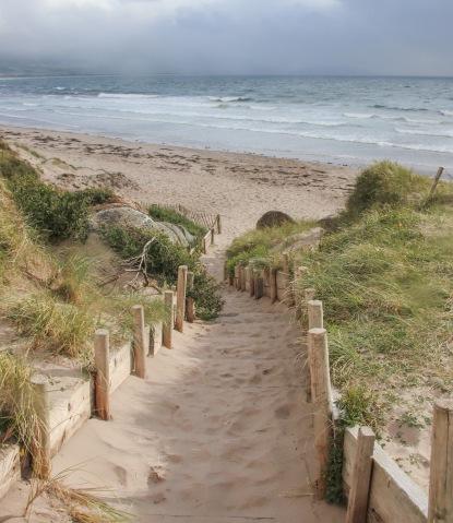 Magherabeg Beach (Maharees Beach).