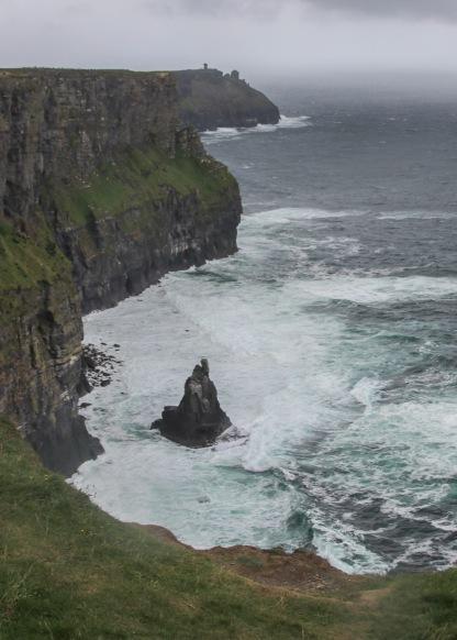Ukážka, aké premenlivé počasie je v Írsku
