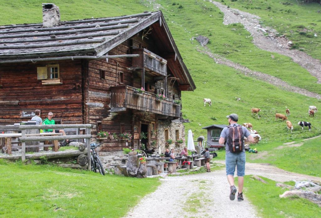 Rauriser Tauernhaus