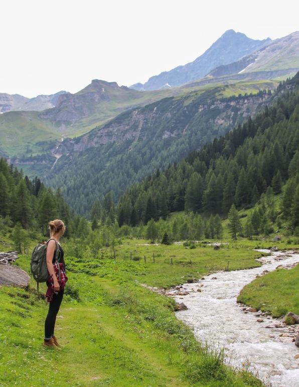 V jadre Národného parku Hohe Tauern.